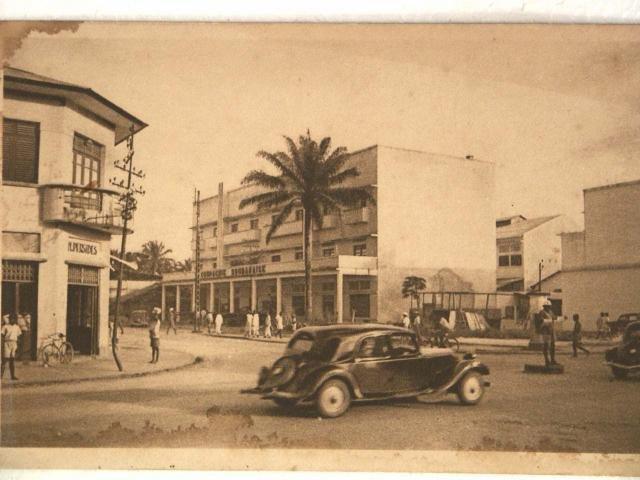 Yaoundé/Douala des années 60 – CAMEROUN