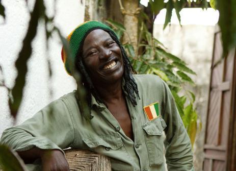 Alpha Blondy à Conakry : Trop d'émotions pour le reggae man !