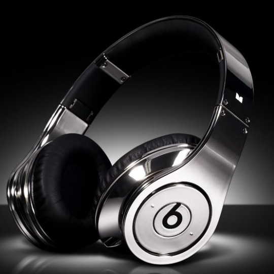 Edition limitée : Beats by Dre en Chrome