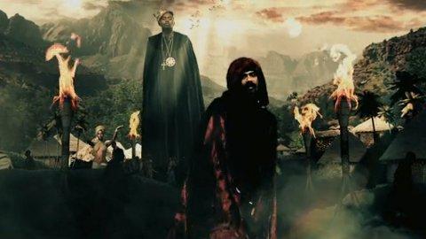 """Patience"" le clip de Nas & Damian Marley by Nabil Elderkin"