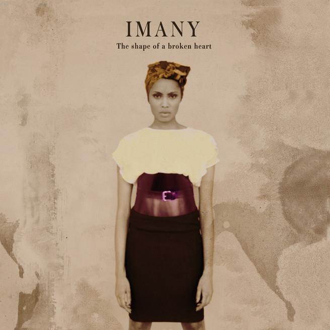 Portrait : Imany, un nouvel espoir folk/soul dans Paris !