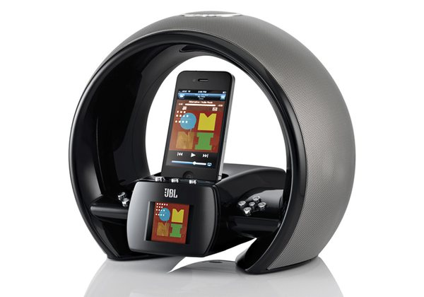 JBL On Air Wireless un dock pour iPhone/iPod