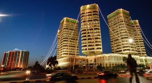Les tours Dat Al Imad de Tripoli – LYBIE