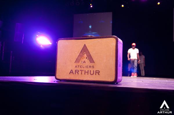 Vidéo : Ateliers Arthur – Collection Printemps/Eté 2011