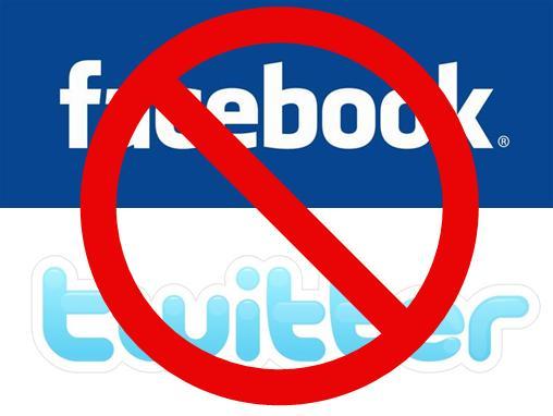 Décision du CSA : Télévisions et radios ne peuvent plus citer leurs pages Facebook et Twitter
