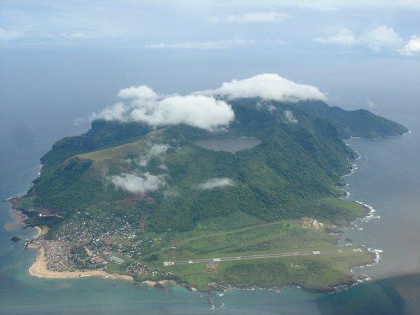 Île d'Annobón – GUINEE EQUATORIALE