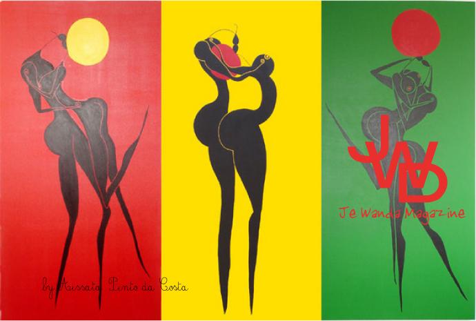 "Carte Postale – ""Women"" de Aissata Pinto da Costa ou la tentation faite femme"