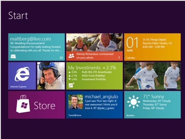 Ce qu'il faut savoir sur le nouveau Windows 8