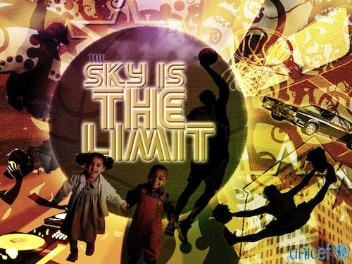 """Tournoi de basketball 16 juillet 2011 : """"The Sky Is The Limit"""" à Evry"""