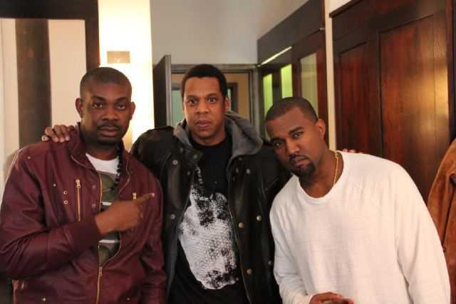 D'Banj et Don Jazzy signent chez G.O.O.D. Music, le label de Kanye West