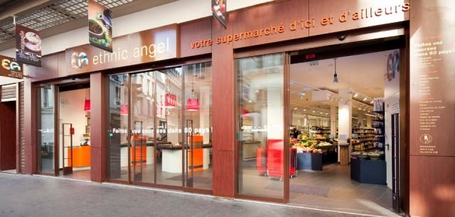 Visite chez «Ethnic Angel», un supermarché parisien pas très ordinaire…