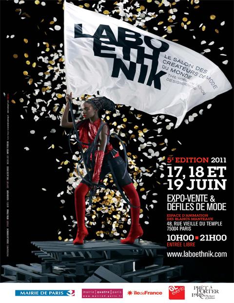 """5ème édition du """"Labo Ethnik"""" du 17 au 19 juin à Paris"""