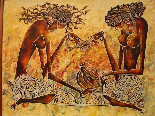 Quand l'Afrique se lève pour récolter les fruits de sa culture