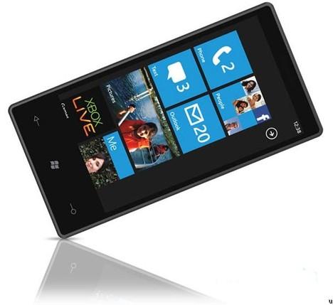 Microsoft aurait vendu 1.6 millions de Windows Phone 7 dans le monde au premier semestre 2011