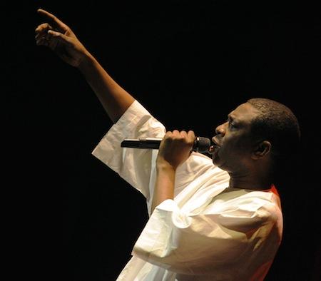 Youssou Ndour honoré par l'Université de Yale