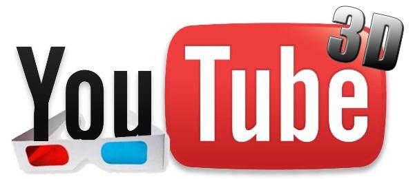 La 3D débarque sur Youtube !