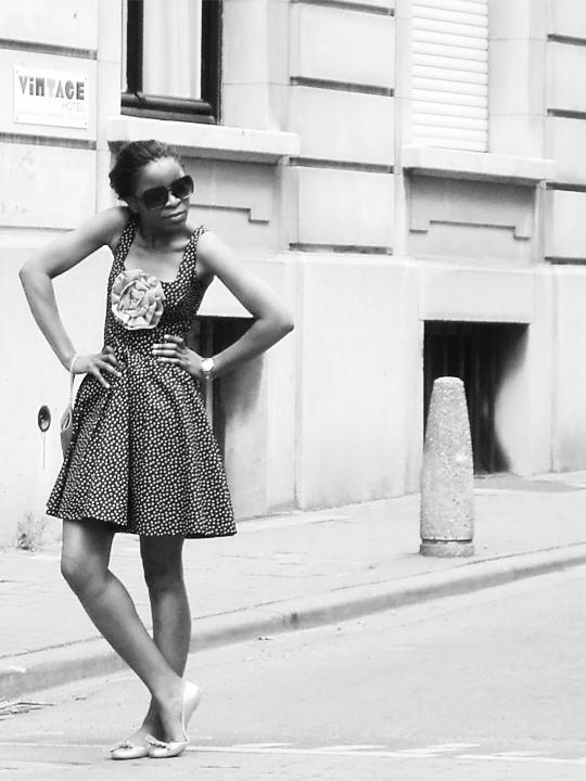 La Fashion Therapy de Céline Mademoiselle : A coeur ouvert