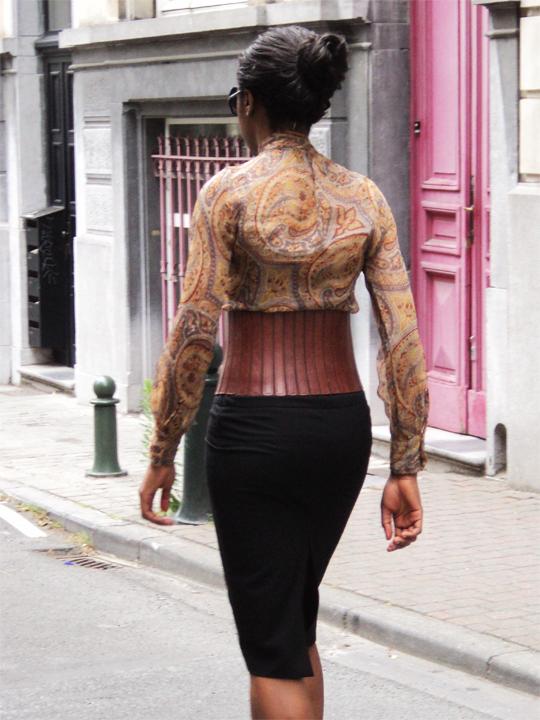 La Fashion Therapy de Céline Mademoiselle : The Killer Belt