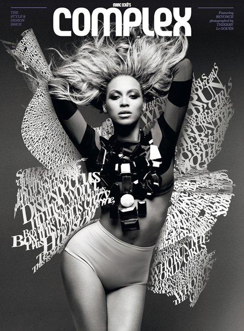 Beyoncé pose pour Complex magazine