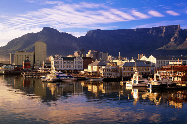 Cape Town – AFRIQUE DU SUD
