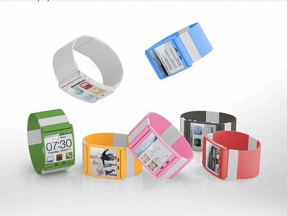 """""""I'm watch"""" : la première montre téléphone"""