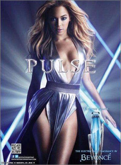 """""""Pulse"""", le nouveau parfum de Beyoncé"""
