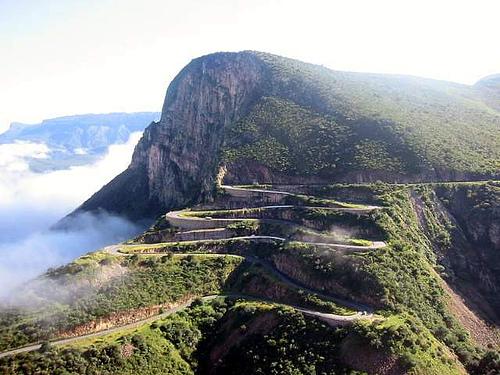 Serra da Leba – ANGOLA