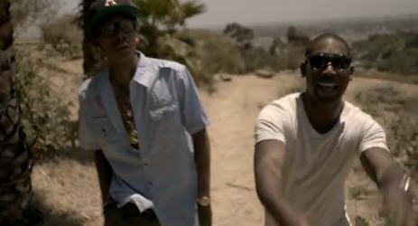"Clip : Tinie Tempah feat. Wiz Khalifa ""Till I'm Gone"""