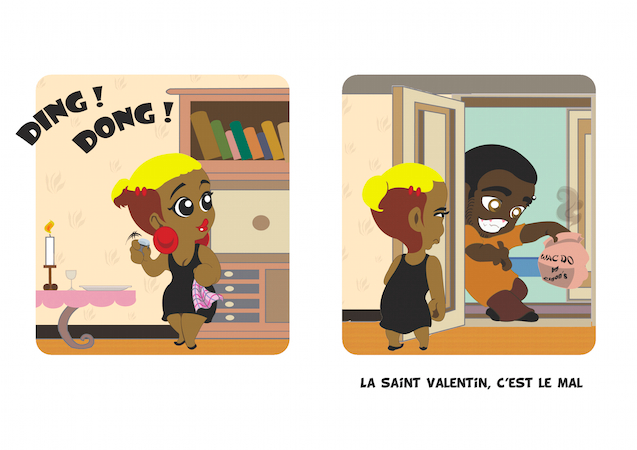 WanDiscovery : Elyon's, Illustratrice/Dessinatrice – Cameroun