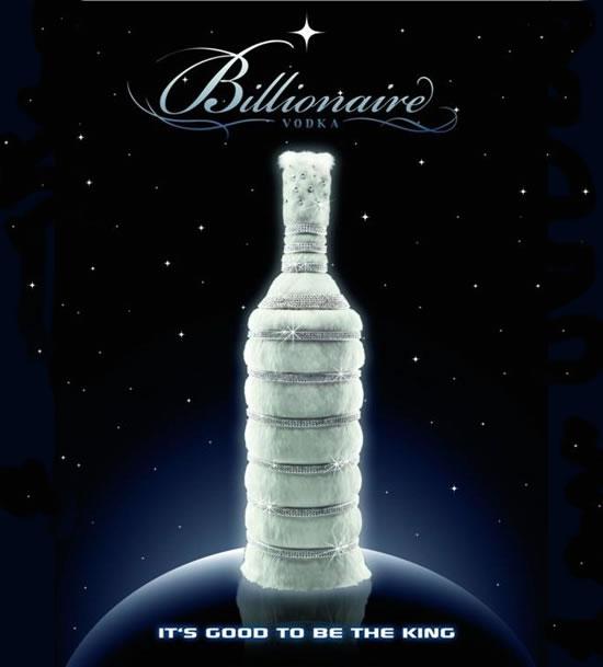 La Vodka Billionaire à 3,7 millions de dollars