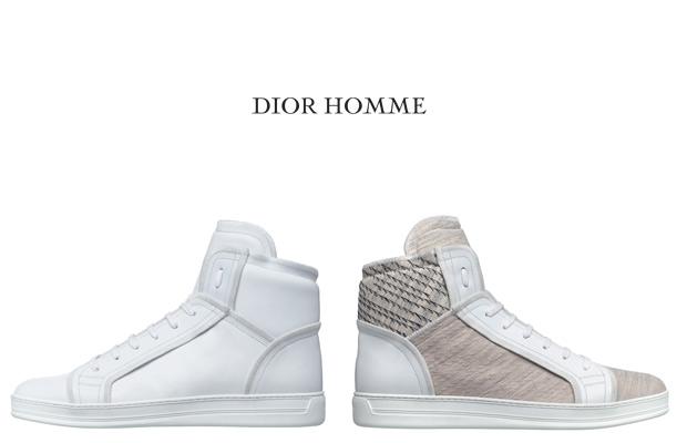 Les sneakers tailleur de Dior Automne/Hiver 2011-12