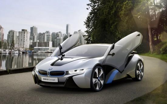 Auto : BMW i3 & i8 Concept