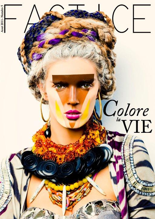 WanDiscovery : Factice Magazine – La mode autrement
