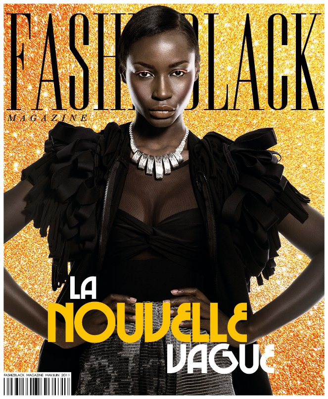 Interview : Fashizblack Magazine