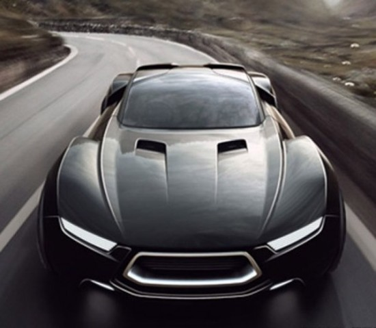 Auto : Mad Max Interceptor by Ford