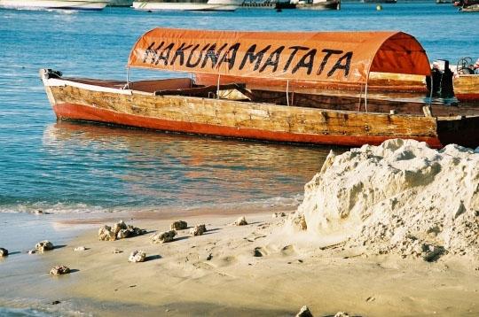 5 idées africaines qui ont changé le monde : Hakuna Matata