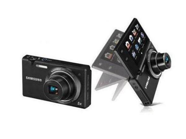 Le Samsung MV800, l'appareil à 180°