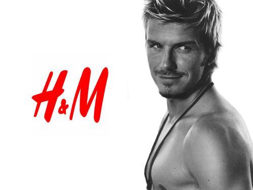 David Beckham lance sa ligne de sous-vêtements chez H&M