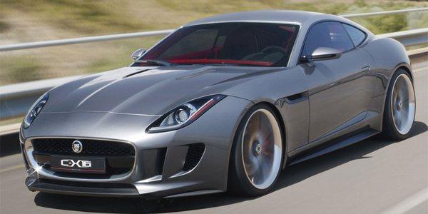 Auto : Le concept Jaguar C-X16
