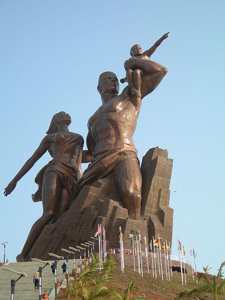 Le Monument de la Renaissance Africaine – SENEGAL