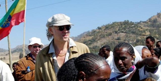 La rock star Bob Geldolf crée un fonds d'investissement destiné à l'Afrique