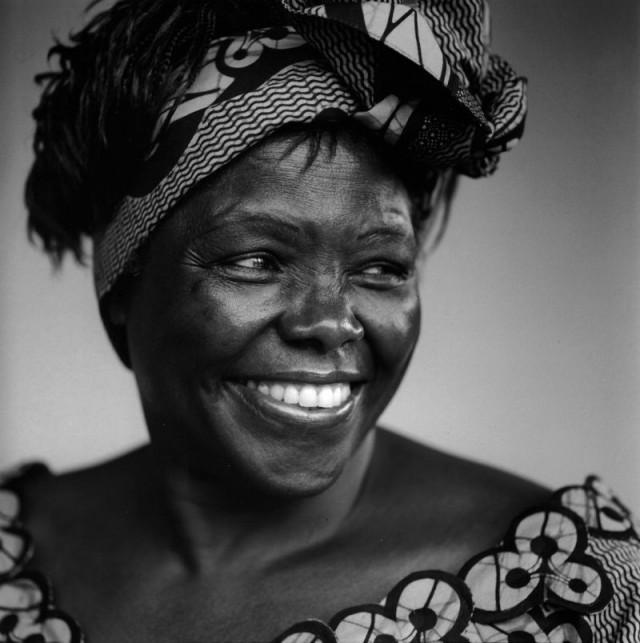 Décès de la Kenyane Wangari Maathai, prix Nobel de la paix en 2004