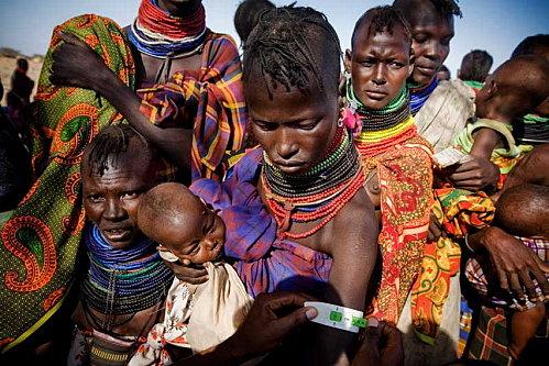 La famine dans la Corne de l'Afrique, un nouveau crime de masse du capitalisme