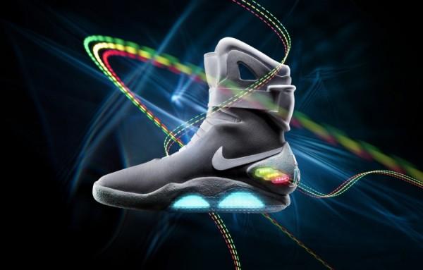 Sneakers : La Nike Mag – « Retour vers le Futur II »