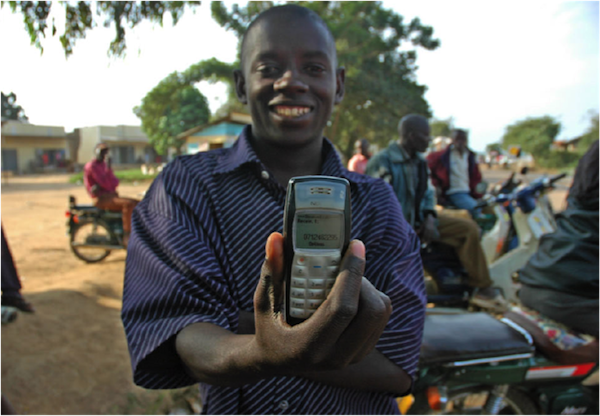 5 idées africaines qui ont changé le monde : M-Pesa