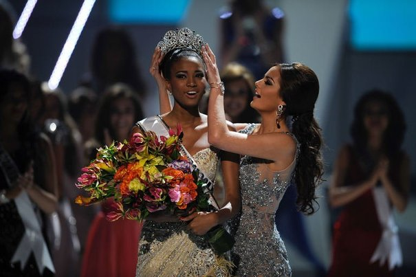 Miss Univers 2011 : Leila Lopes – Angola