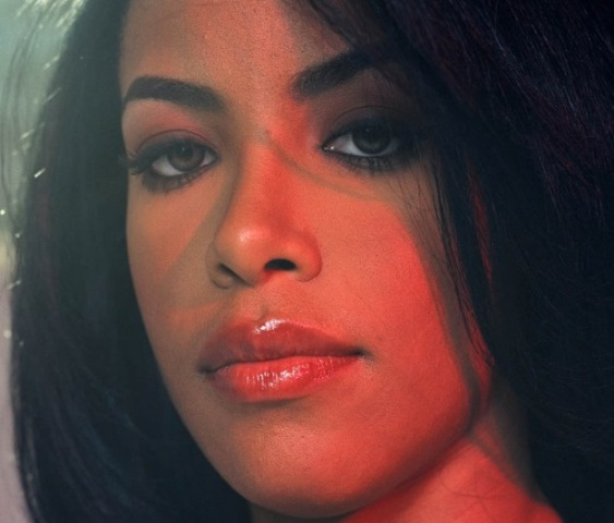 People : Le dernier photoshoot d'Aaliyah