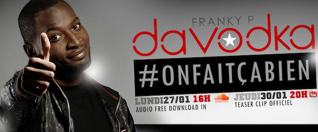 """Single : """"#OnFaitÇaBien"""" – Franky P."""