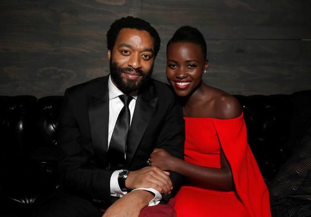 People : Lupita Nyong'o et Chiwetel Ejiofor nominés aux Oscars