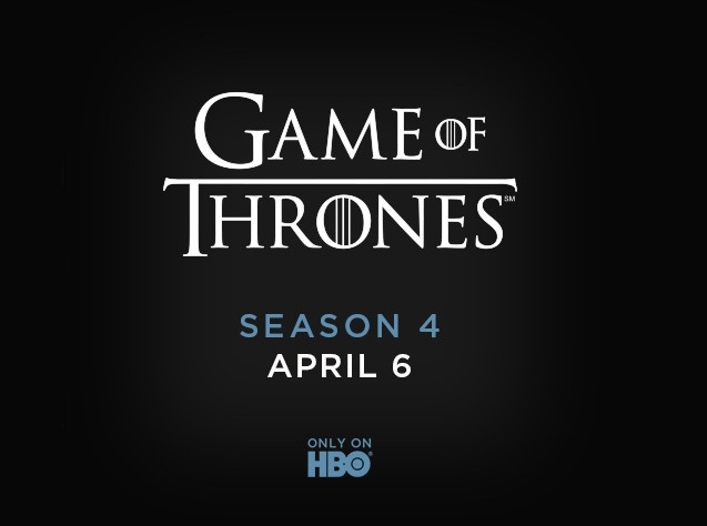 "Série : ""Game Of Thrones"" – Bande annonce saison 4"